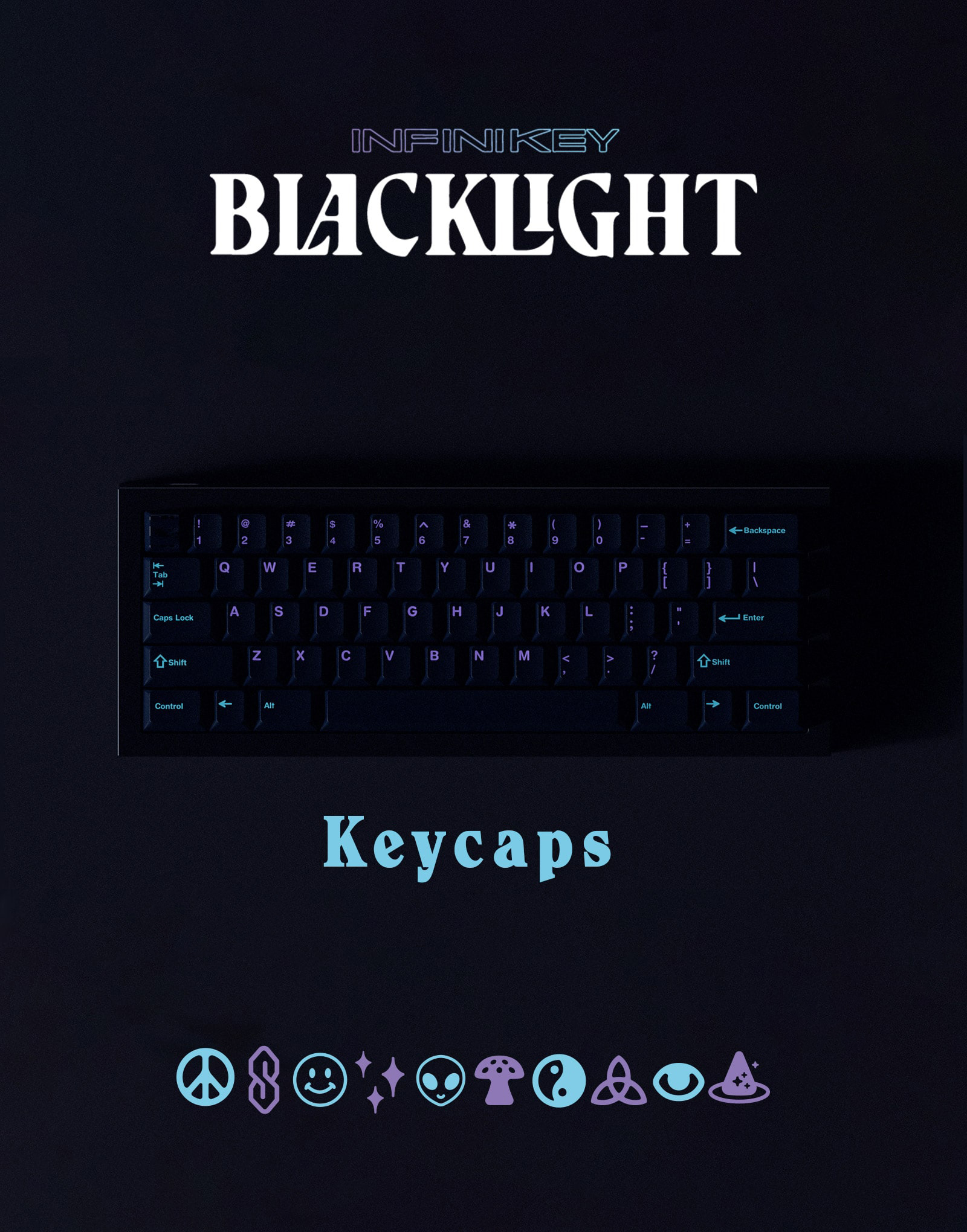 infinikey blacklight