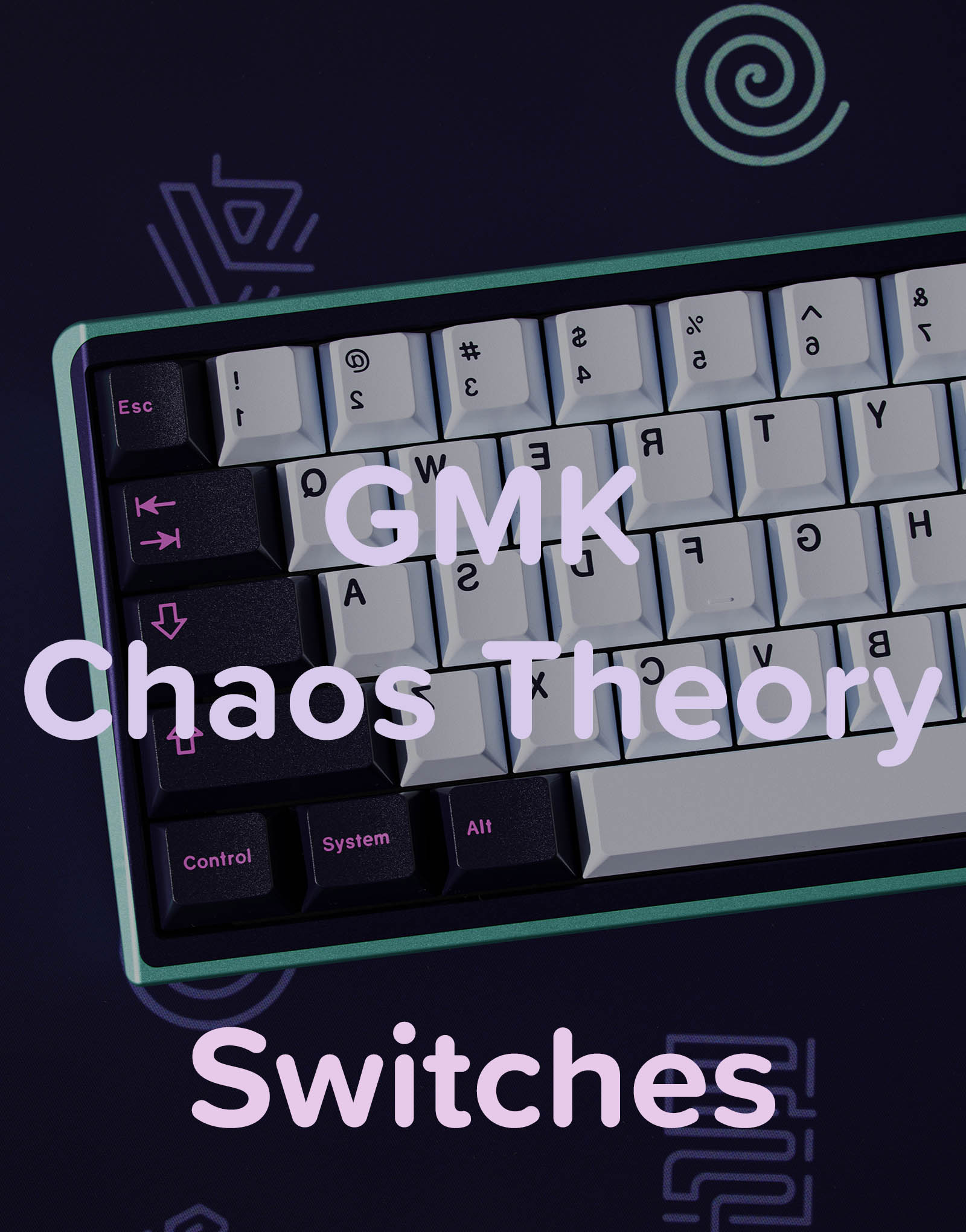 GMK Chaos Theory Singularity Switches